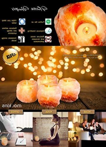 Mockins 4 Pack Light Candle