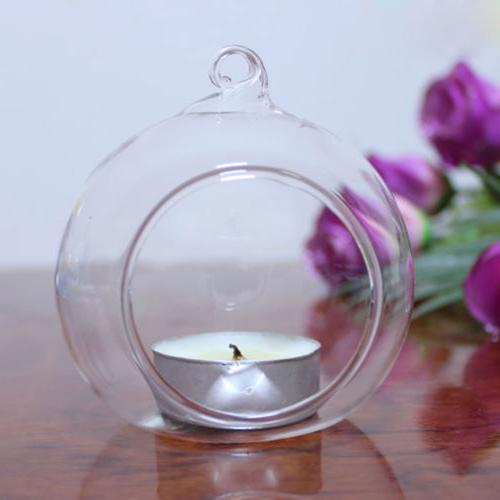 Globe Candle Tea Light Air Terrarium