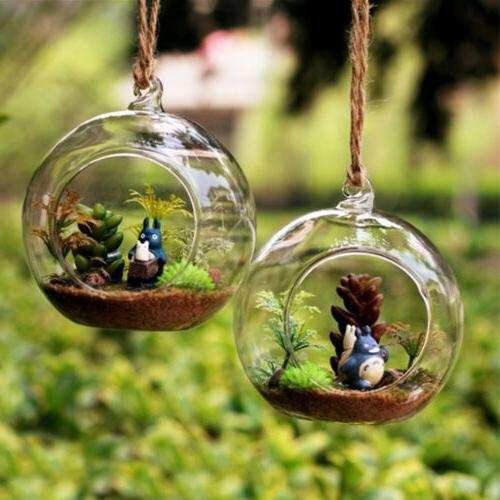 6PCS Hanging Container Candle Holder