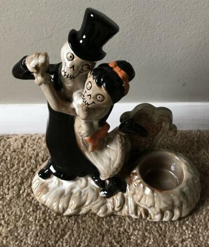 New Candle Bunch Holder Feet Halloween