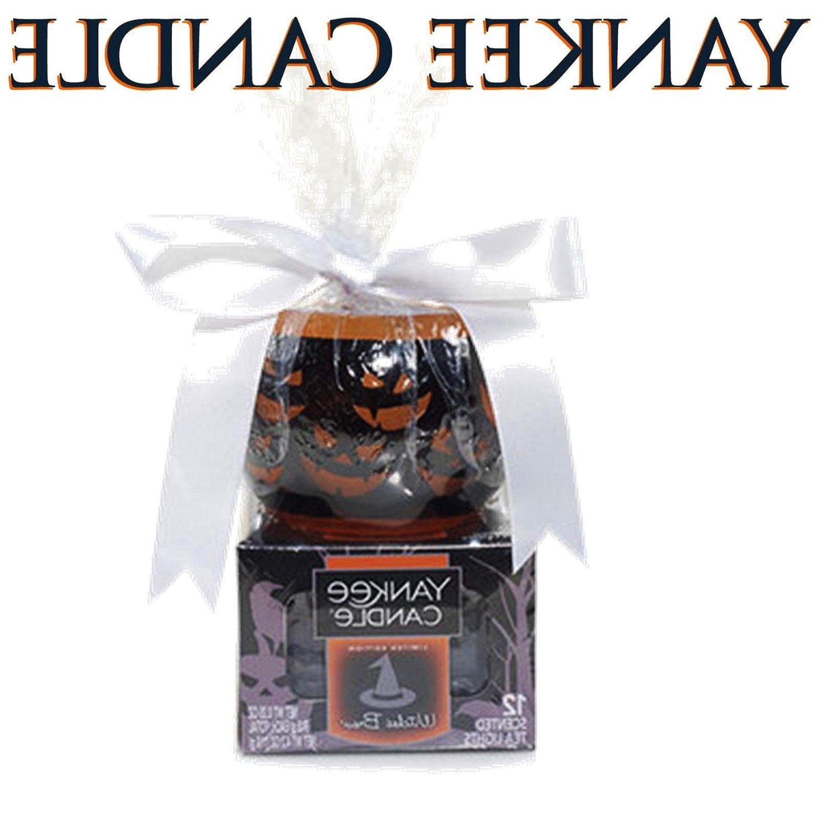Yankee Candle ALL HALLOWS EVE TEA LIGHT HOLDER GIFT SET Witc