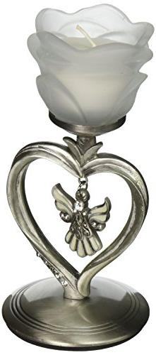 Angel Designed Candle Holder