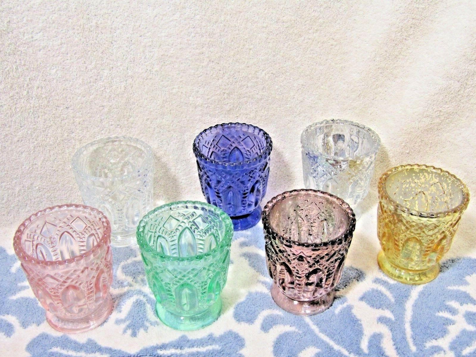 antique style votive candle holder your choice
