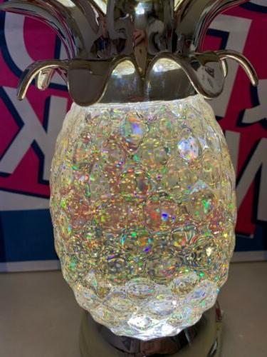 Bath & Works Pineapple Water Globe Holder Ed Up New