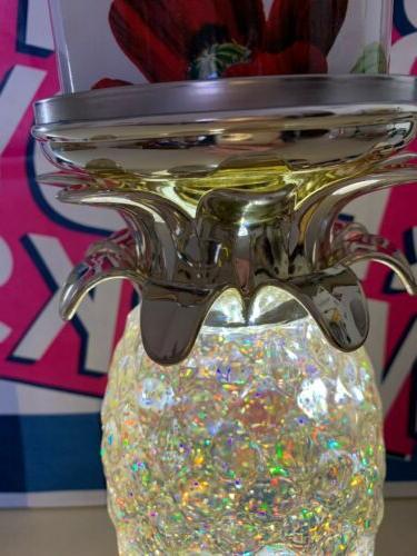 Bath Pineapple Water Globe Candle Holder Ltd Up