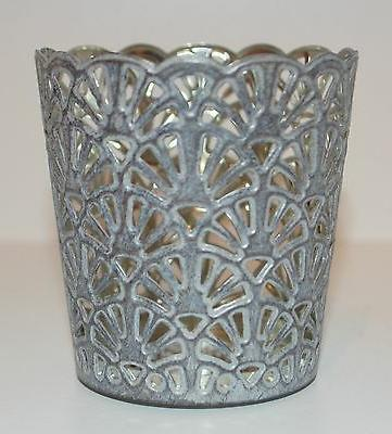 bath and body works silver fans metal