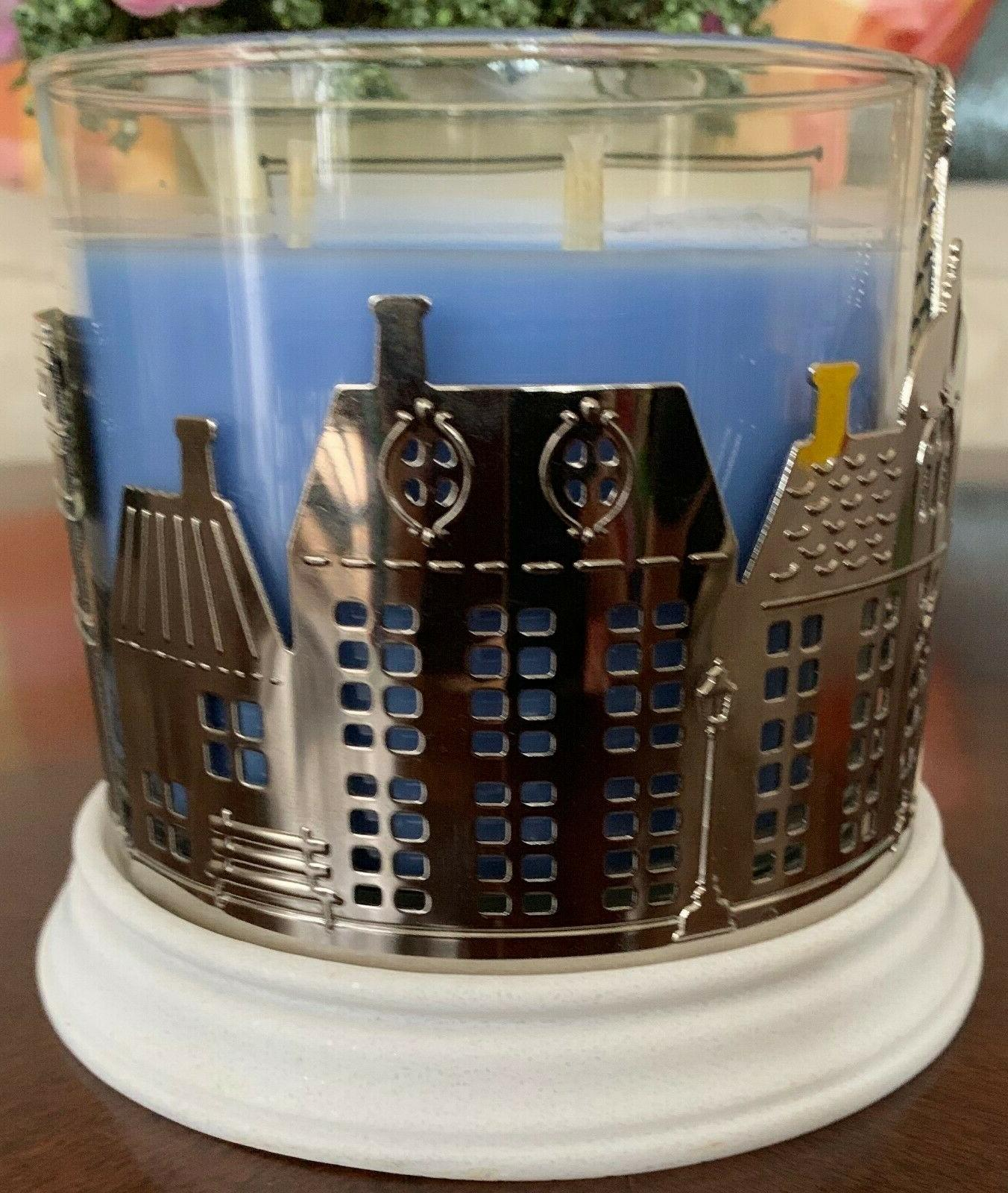 BATH BODY STREETS OF WICK CANDLE EIFFEL TOWER