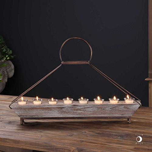 benigna tea light candleholder billy