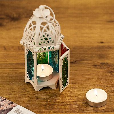 Moroccan Lantern Tea Home