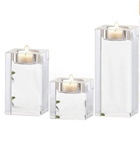 candle holders set of 3 2 3