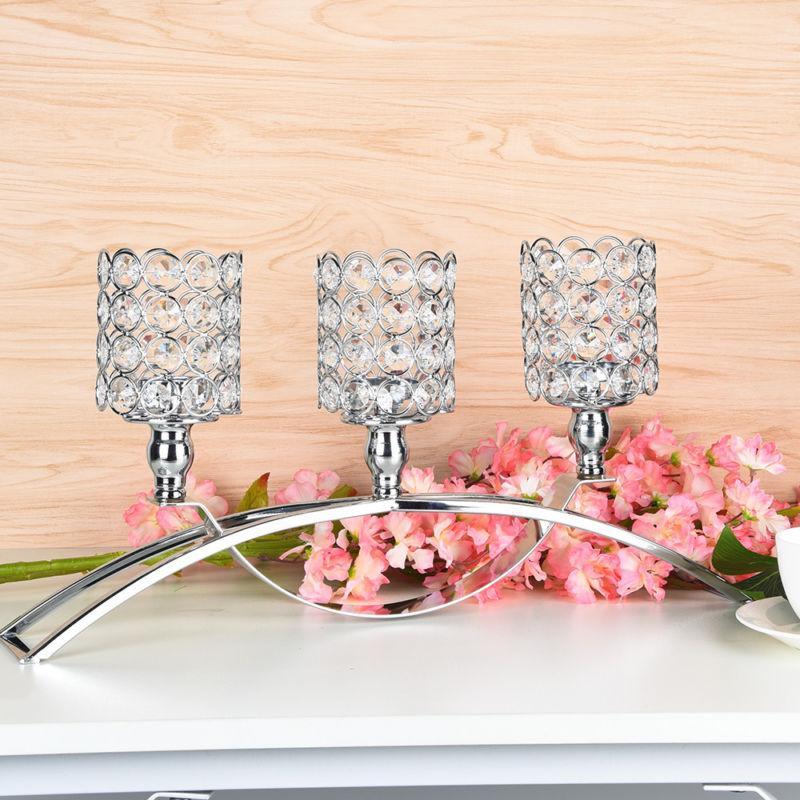 Wedding Tealight Candlestick Home