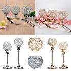Crystal Wedding Party Event Table Tealight Votive Candle Hol
