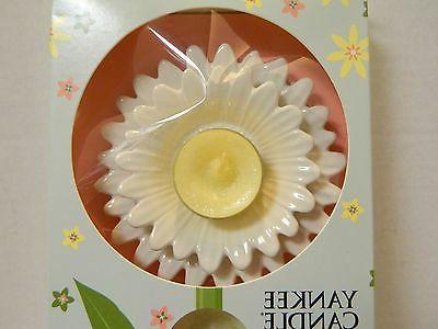 "Yankee Daisy Tea Light Factory 4.75"" .88"" Candles"