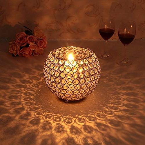 VINCIGANT Silver Floor Vases/Bowl Candleholders/Candle Shade for Wedding Decorative