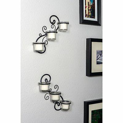 Stonebriar Collection Decorative Light Sconce 2