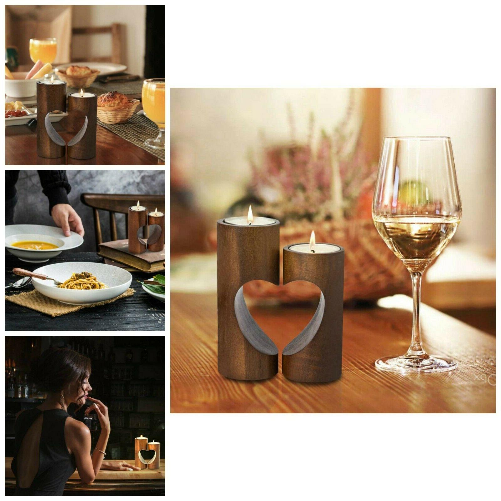 Decorative Tea Light Candle Holders Romantic Tealight Holder