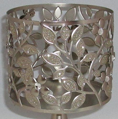 Dogwood 3 Candle Sleeve