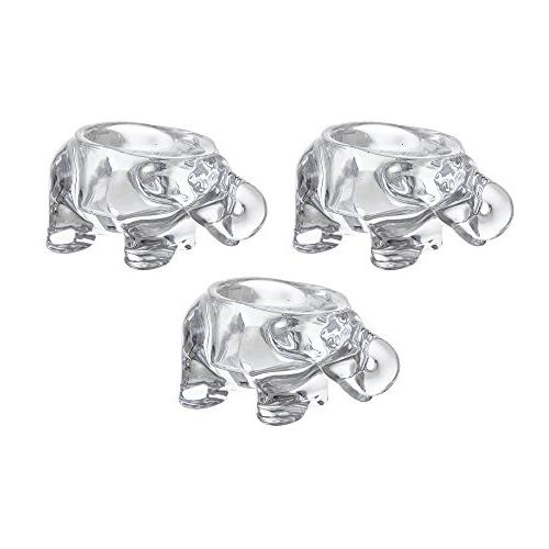Mega - Elephant Glassware Candle Set