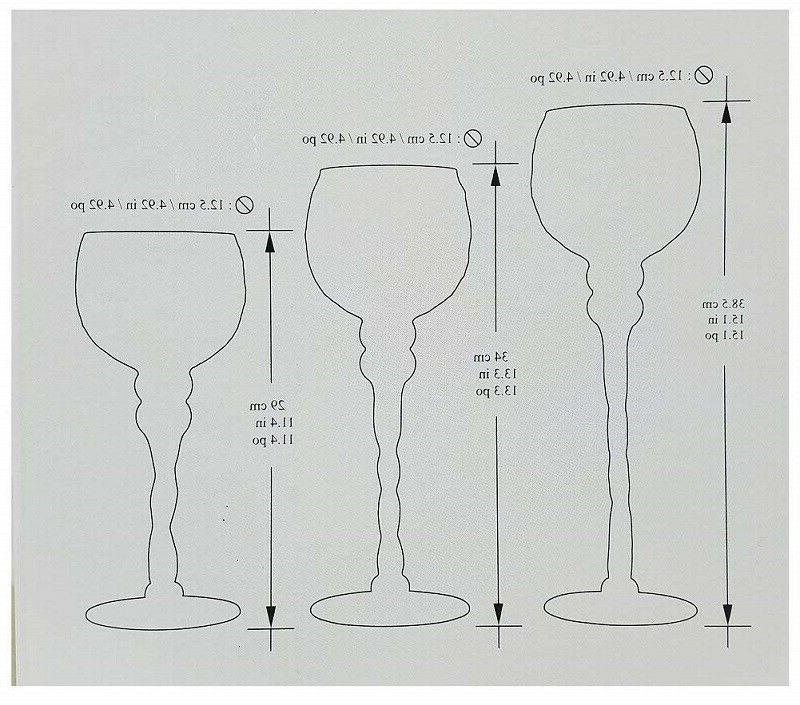 GLASS HOLDERS SET OF COSTCO PKG