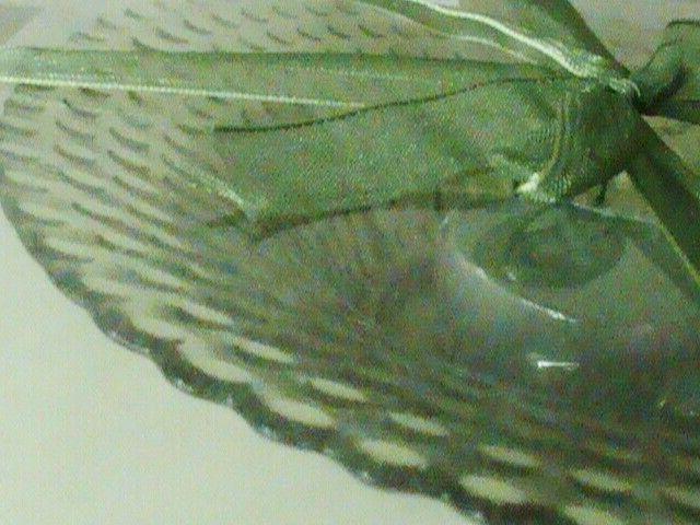 GREEN HOBNOB DISH SCENTED IN