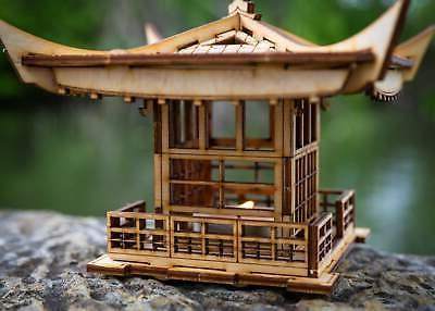 Japanese Pagoda Mini Tea Light Candle Get
