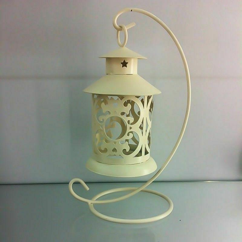Lantern Tealight Candle Stand Wedding Light Decor New