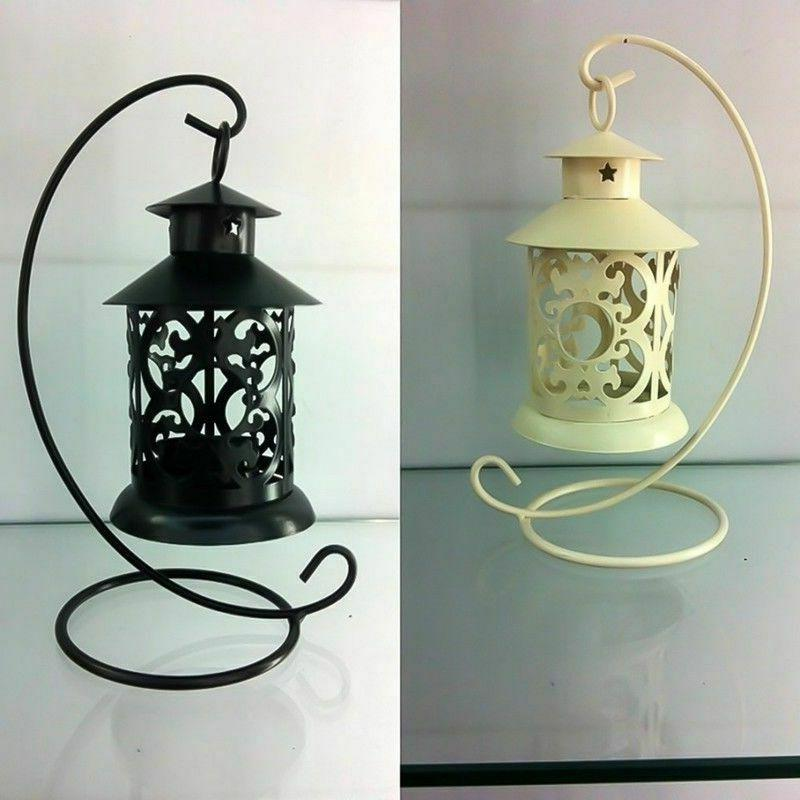 Lantern Candle Stand Light