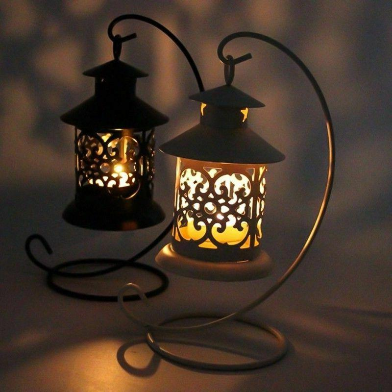 Lantern Candle Stand Wedding Light