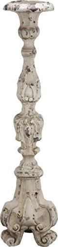 """A&B Home Magnesia Candle Holder, 7"""" x 7"""" x 27.5"""""""
