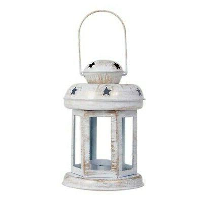 metal hanging lantern candle holder metal tea