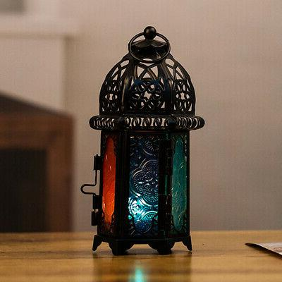 Moroccan Lamp Candle Holder Home Garden