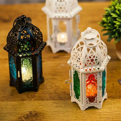 Moroccan Light Lamp Holder Home