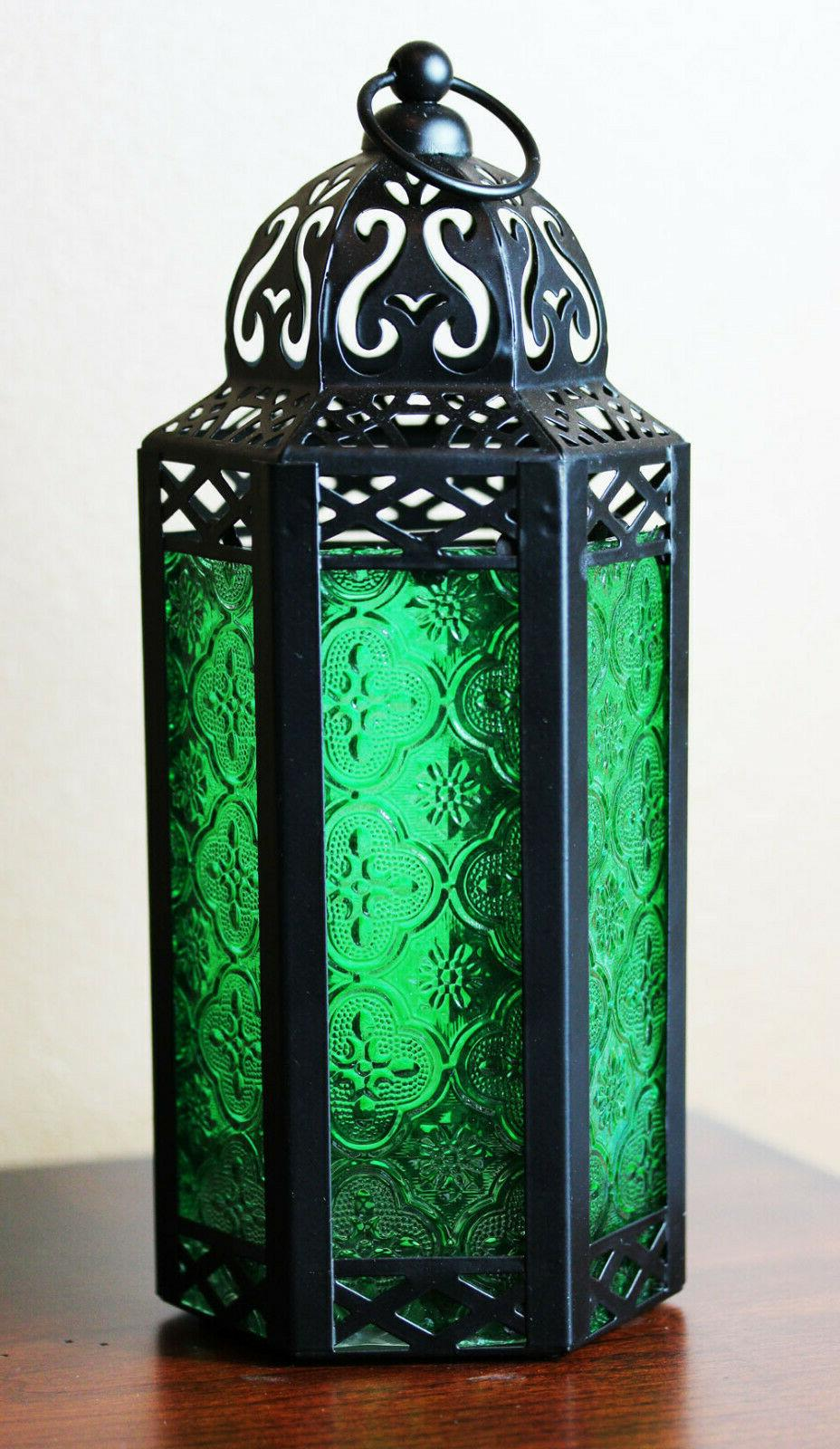 Moroccan Style Candle Holders, Medium