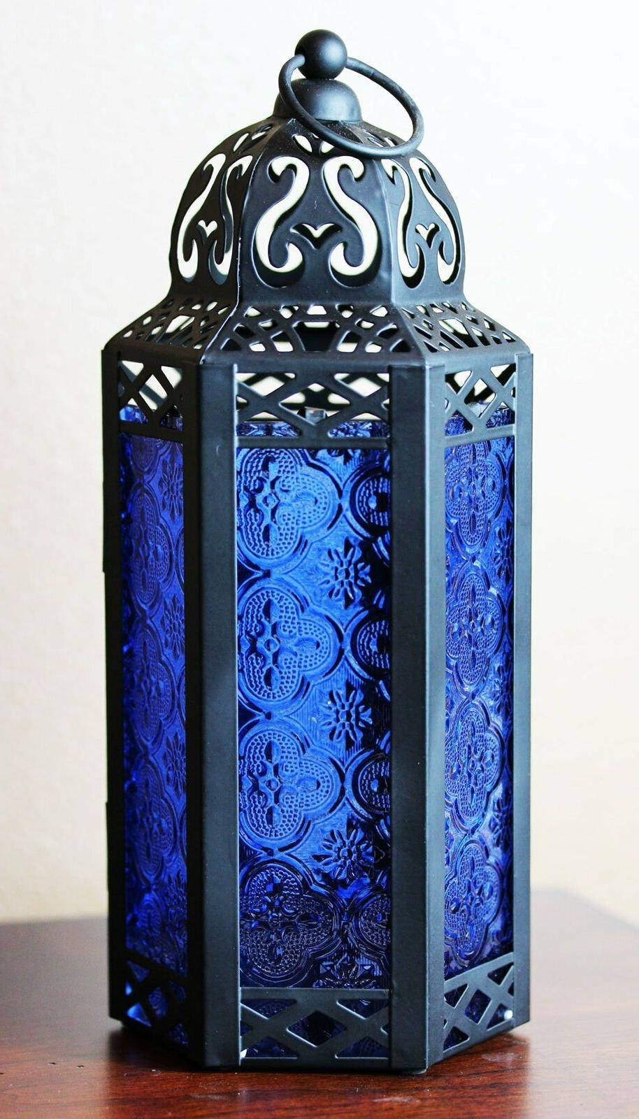 Moroccan Style Lanterns, Candle