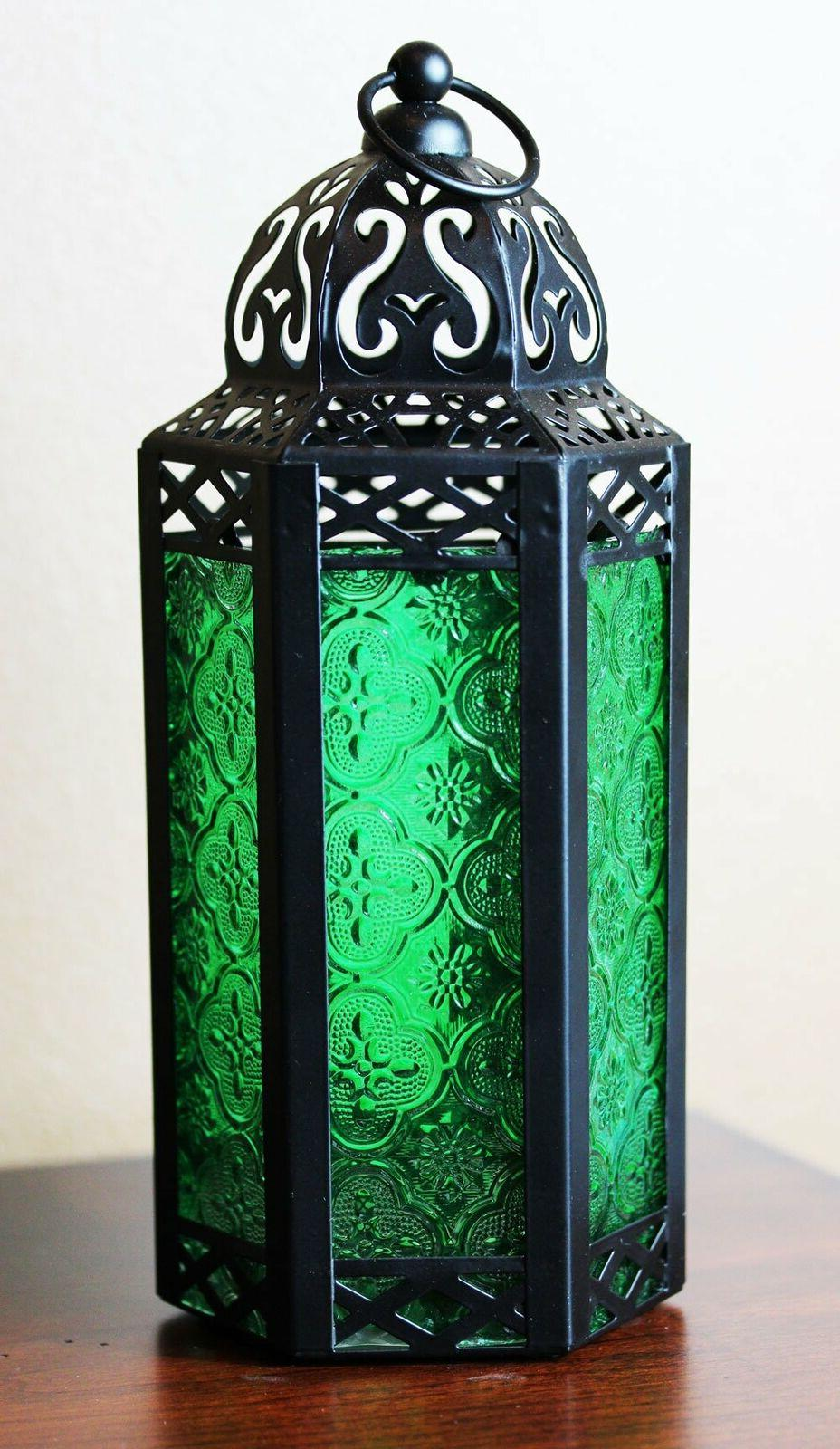 Moroccan Candle Candle