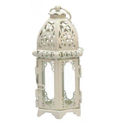US Moroccan Hollow Holder Lantern Lamp