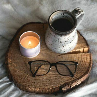 Naked Beeswax Tea Light Candles Candle Holder