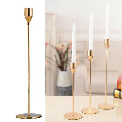 new gold candlestick candle holder candelabra table