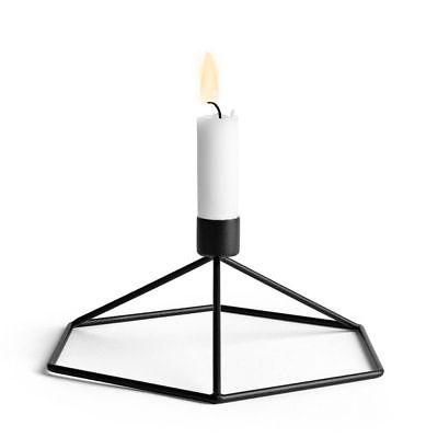 Nordic Style 3D Geometric Candlestick Metal Tabletop Tealigh