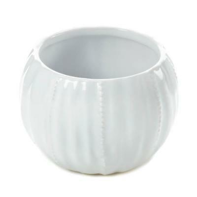 pure ceramic candleholder