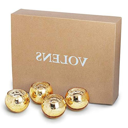Volens Round Candle Holders, Tealight of