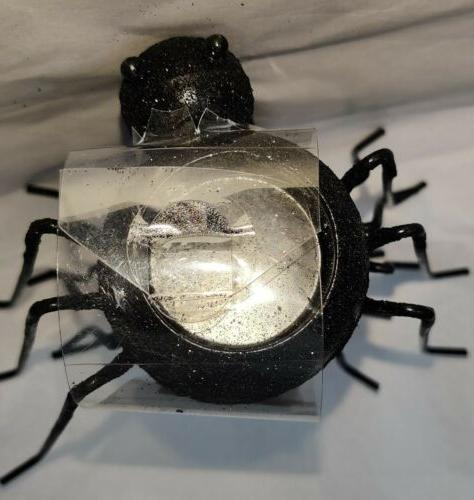 Set of Spider Metal Legs Stand Candle Holder