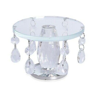 Set Crystal Holder Wedding Dinner