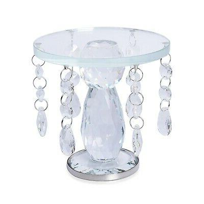 Set of Crystal Candle Dinner