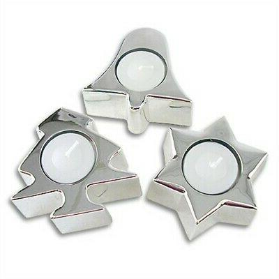 FTD Silver Plated Candle Holder Sets Case of 12 NICE!