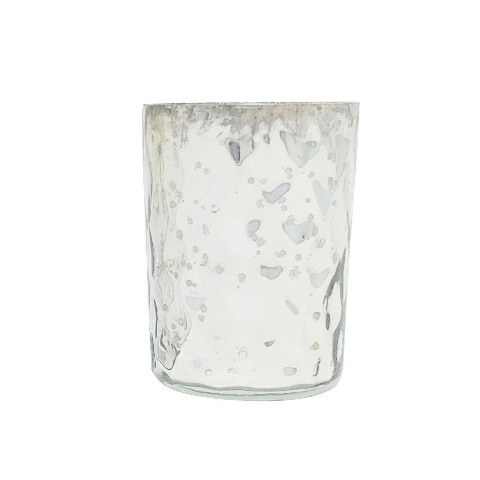 Silver Tea Light Candle Led Table