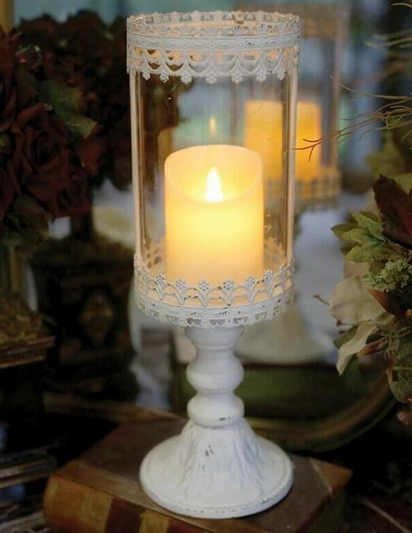 Victorian Co NWOT Lace Pedestal 25A