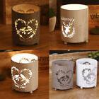 Vintage Metal Candle Holder Romantic Candlestick Wedding Par