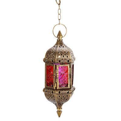 Vintage Tea Light Holder Lantern