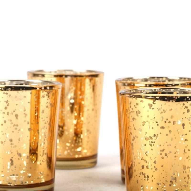 Votive Mercury 12 Home & Event Decor